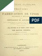 Fabricaion de Vinos