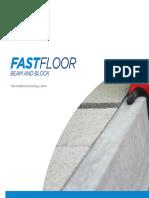 Fastfloor Beamblock Brochure