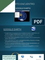 Cuarto Encuentro Google Earth