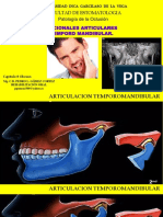 9T Trastornos articulares