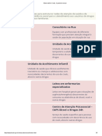 OBID - Estrutura de Redes de Atendimento