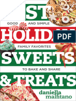 Best Holiday Sweets & Treats Good and Simple Family Favorites to Bake and Share by Daniella Malfitano.epub