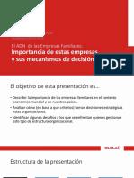Presentación Orlando Llanos