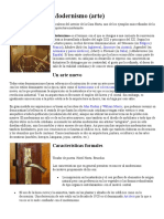 AL MODERNISMO-ARTE.doc