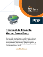 Manual Gertec Busca Preco
