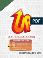 1 45 200 2013 Simulado Enem Linguagens e Matemática 1ºano 23-08 GABARITADA