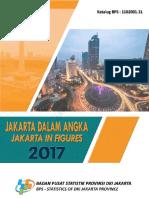 Provinsi DKI Jakarta Dalam Angka 2017