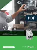 Catálogo Schneider - PIAs 2017