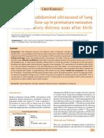 Indian Journal of Radiology and Imaging Volume 22 Issue 4 2012 [Doi 10.4103_0971-3026.111480] Saxena, AkshayKumar; Sodhi, KushaljeetSingh; Kumar, Praveen; Kha -- Role of Transabdominal Ultrasound Of
