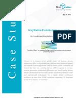 Pentaho Implementation Case Study of Stream Global (Convergys) - GrayMatter