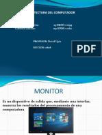 arquitectura monitor