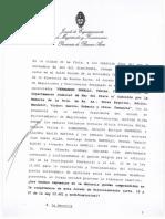 Archivo de Causa de Fernández Garello