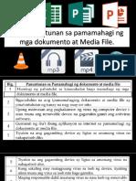 EPP -5 MGA PANUNTUNAN SA PAMAMAHAGI NG MGA DOKUMENTO AT MEDIA FILE.pptx