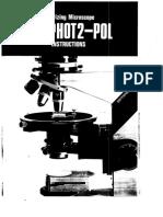 Optiphot2 POL