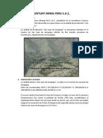 Marco Teorico Yacimientos Minerales