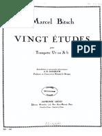 C  Kopprasch Trumpet Studies 2 Part