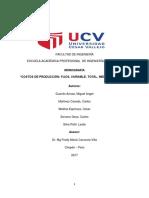 Costos de Produccion - Ingenieria- Monografia