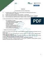 Português (m. Verde) - Material de Aula COMPLEMENTAR - 04 (Isabel v.)