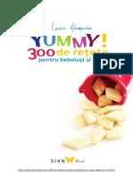 Yummy 300 de Retete Pentru Copilul Tau 1