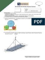 Evaluación CL1A 2014 1
