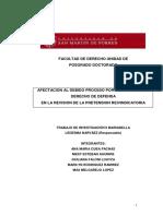 Afectacion Debido Proceso Vulneracion Derecho Defensa[1]