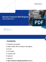 304424866 Doosan Engine DX Serie NON Dpf Training