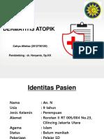 Dermatitis Atopikk
