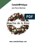 Jean-Pierre Martinez - Muertos de La Risa