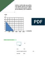 Tercer Ejerccio en Excel
