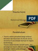 Trauma Score.pptx