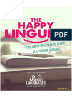 The Happy Linguist by 3 Minute Languages