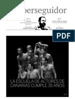 El perseguidor 7 - revistă de limbă spaniolă din Tenerife