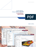 COMSOL Product Booklet