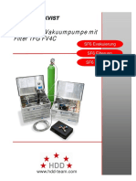 Malmkvist SF6 Filter FV4C Deutsch