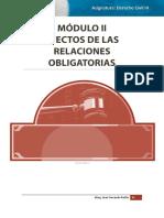 Derecho Civil III (Obligaciones) - Módulo II.pdf