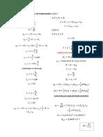 Formulario 2do Parcial de Fundaciones