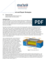 Sulfur Pit Assessment and Repair Strategies