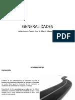 Exp. Generalidades y Planeación