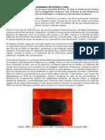 ARTISTAS PLASTICOS CONTEMPORANEOS