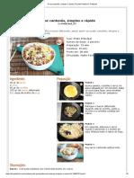 Arroz cantonês, simples e rápido, Receita Petitchef - Petitchef.pdf