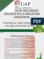 GESTION rrss MADERERA.pptx