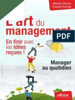L'Art Du Management - En Finir Avec Les Idées Reçues - AFNOR