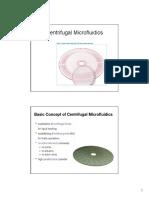 Centrifugal Microfluidics