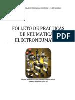 Practicas de Neumática y Electronuemática para bachillerato técnico