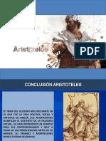 Trabajo Filo. Aristoteles