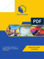 Architectural Coating