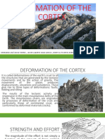 Deformation of the Cortex Ingles