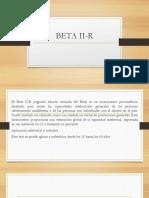 BETA II- R