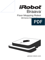 IRobot Braava 300 Manual