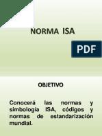 Simbologia Isa
